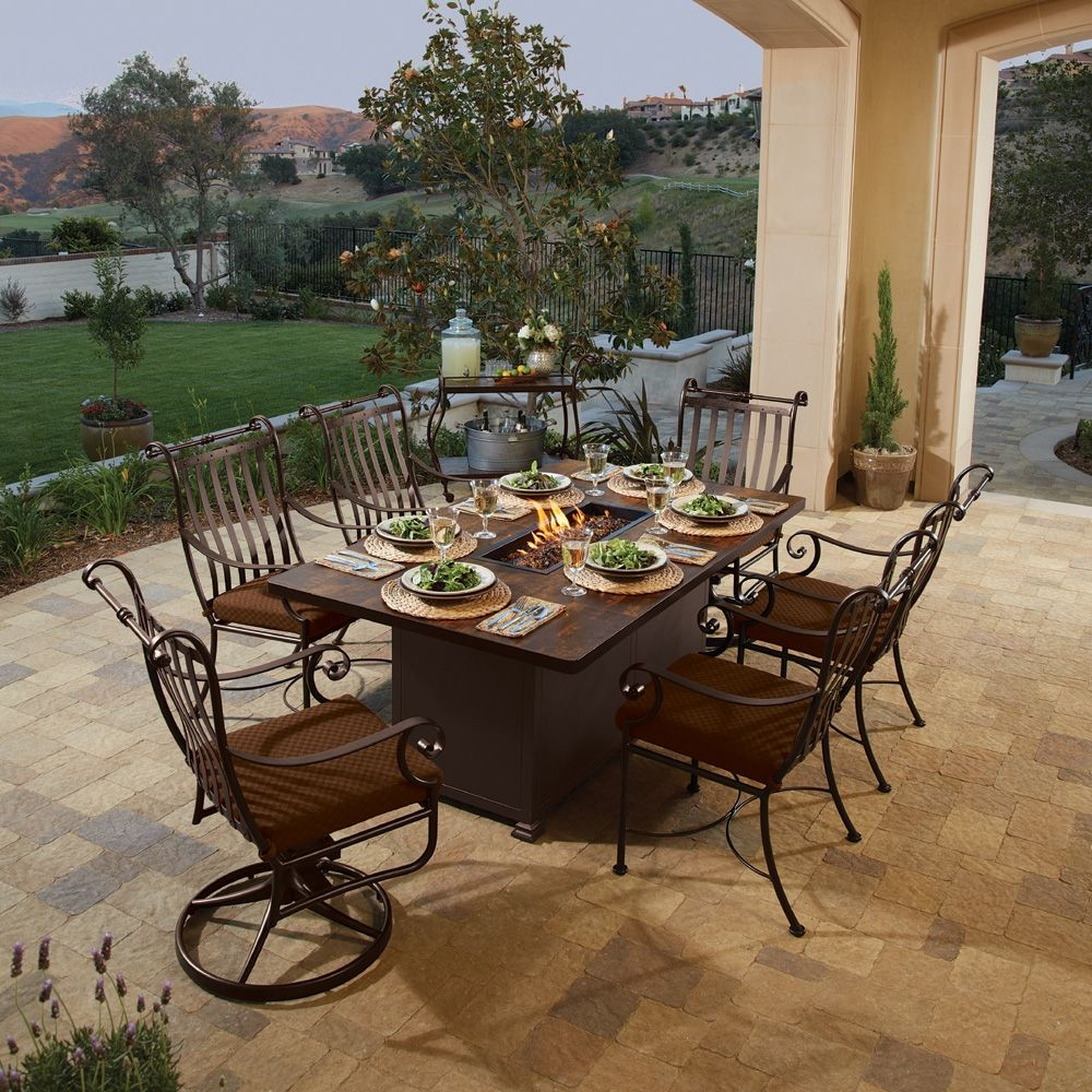 Fire Pits Reach New Heights Literally With Images Patio