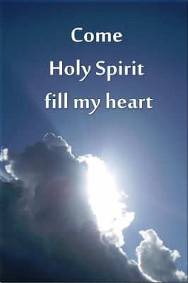 Holy Spirit Prayer How To Invite The Holy Spirit Bible Prayer