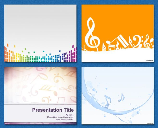 Powerpoint templates music notes powerpoint templates powerpoint templates music notes toneelgroepblik Choice Image
