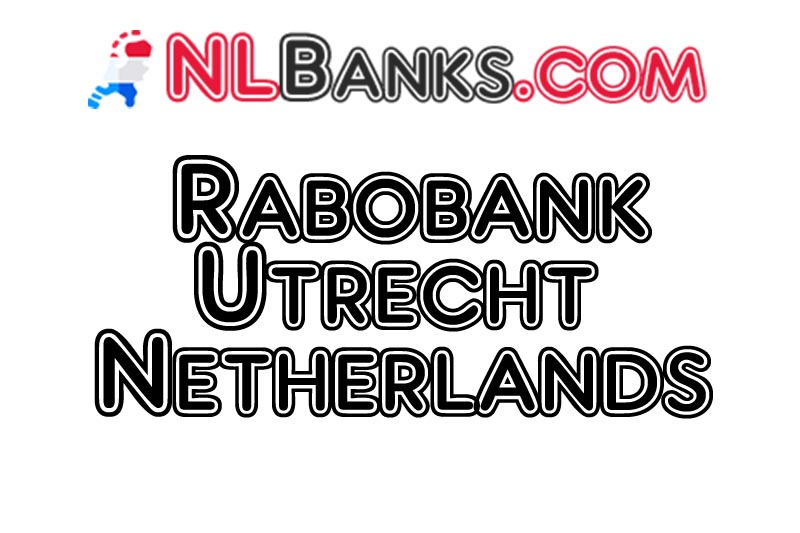 If You Are Looking For More Information On Rabobank Utrecht Branches And Atms You Are Going To Find Them In The Following In 2020 Utrecht Branch The Province