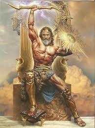 Júpiter (em latim, Iuppiter) é o deus romano do dia, | Mitologia grega e  romana, Criaturas míticas, Mitologia grega
