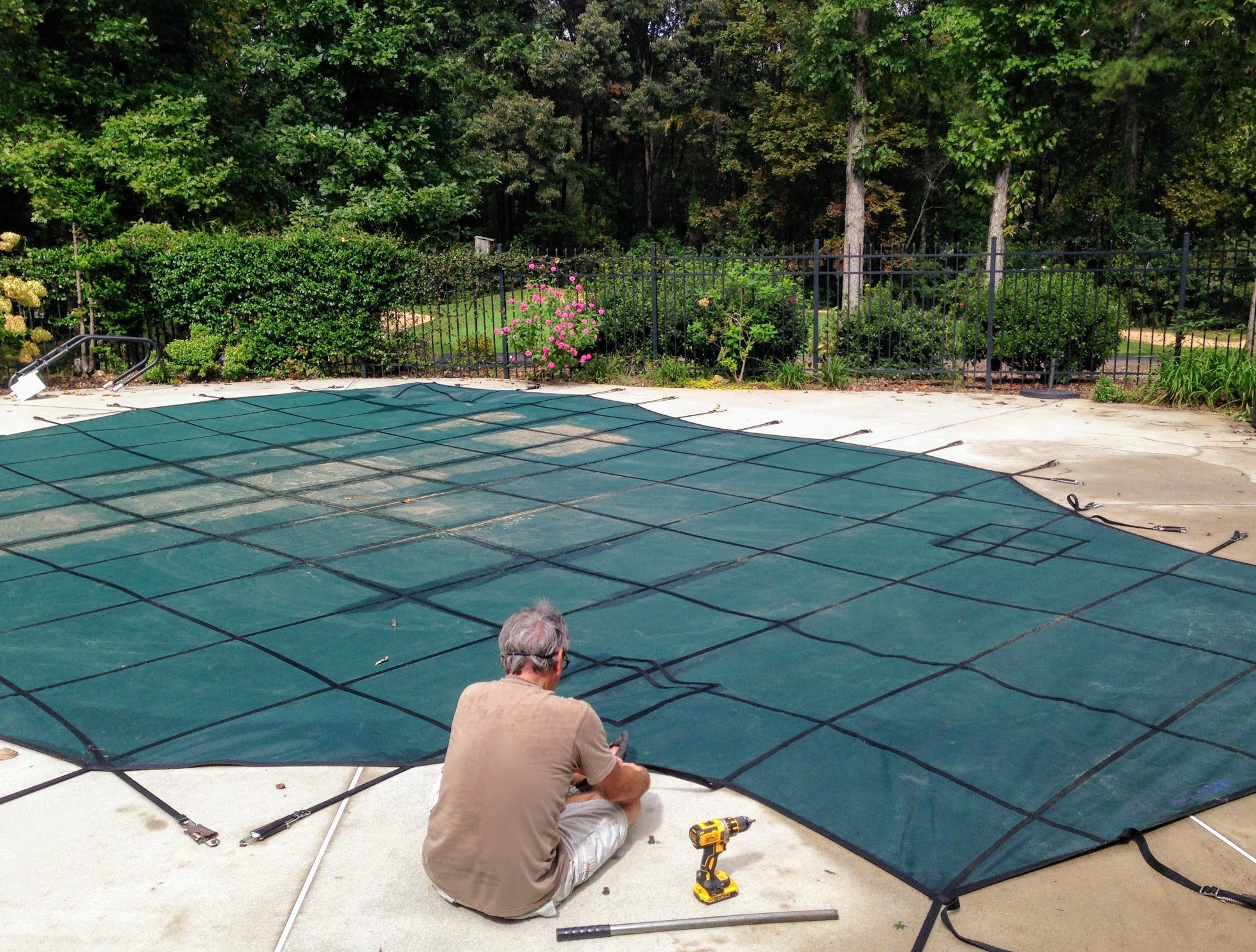 Pin By Haydee Peña Y Lillo On Someday Above Ground Pool Cover Pool Cover Swimming Pools Inground