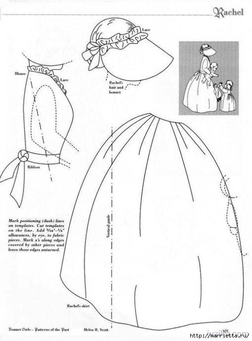 Лоскутное шитье. Журнал Bonnet Girls (21) (510x690, 115Kb) | quilts ...