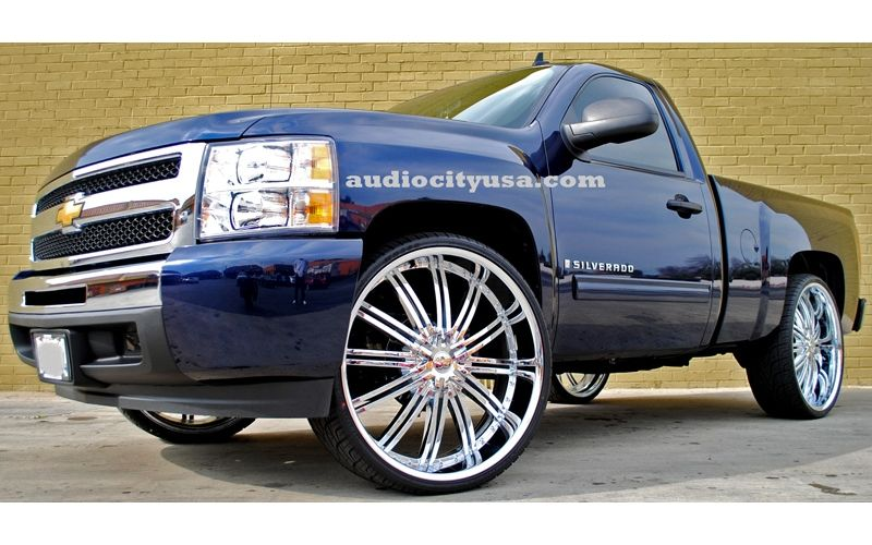 22 24 26 28 30 Inch Wheels Rims For Escalade Tahoe