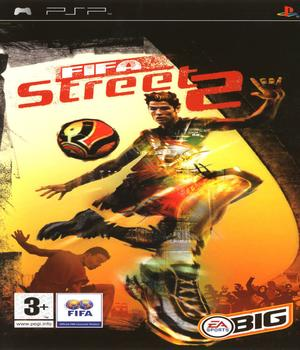 Fifa Street 2 Rom Game For Psp Download Play In 2020 Playstation Portable Playstation Psp