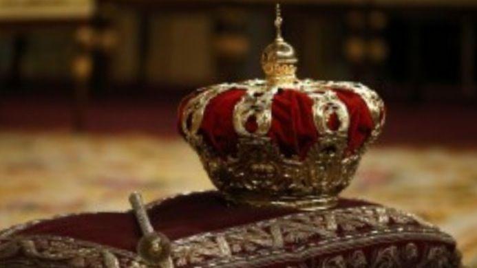 Corona real de España !