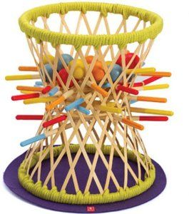 """Only $37.69, """"Hape Pallina Game in Bambo"""" check it out on What to buy dad for Christmas with great gift ideas for men  http://www.whattobuydadforchristmas.com/gourmet-dads.html  with Gift ideas for under ten dollars as well as fun, interesting, but gifts dad will use from ten dollars to a hundred dollars and all available to click through and buy easily on Amazon."""