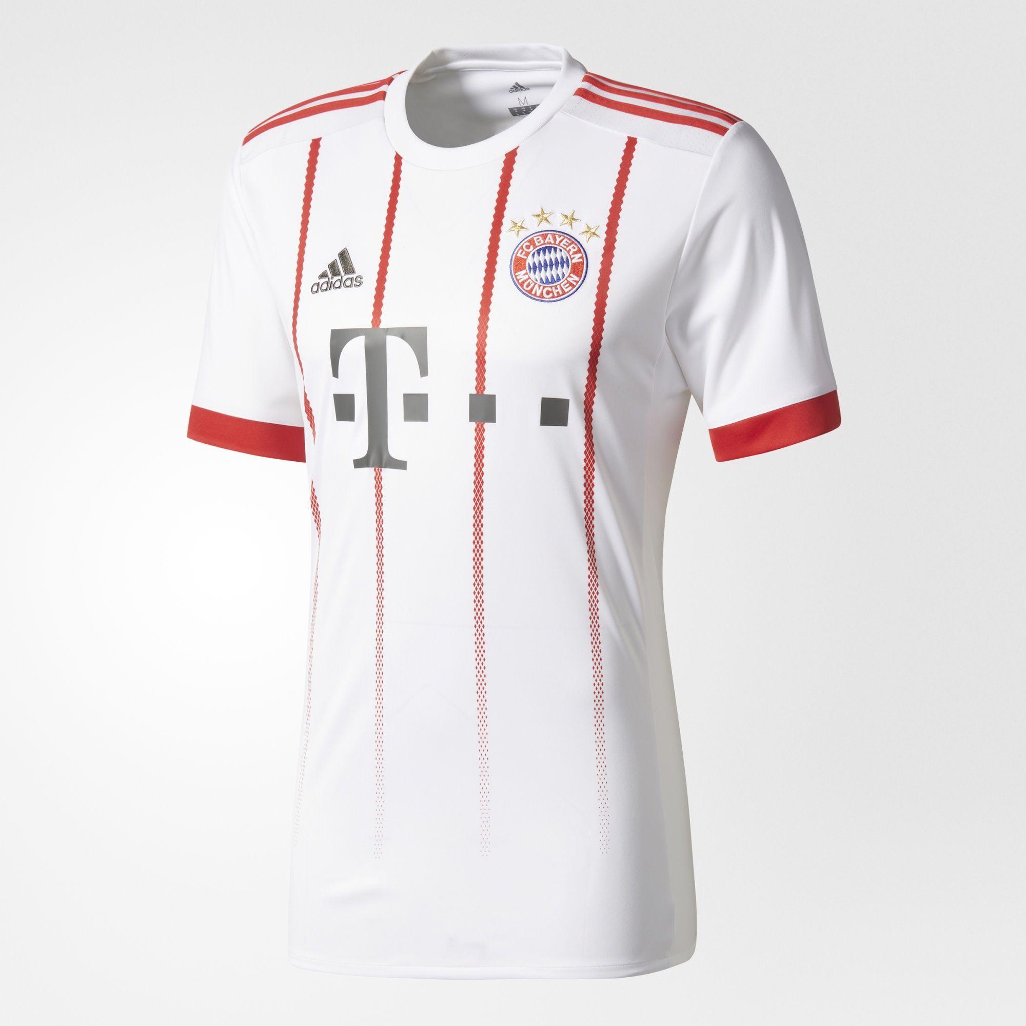 5bd7ed1bb adidas Bayern Munich Third Jersey 17/18 | Launches: Kits and Jerseys ...