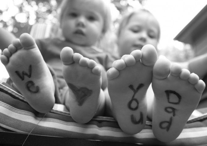 happy fathers day photos from daughter and son for papa. Beautiful photography with quotes for papa on this father's day