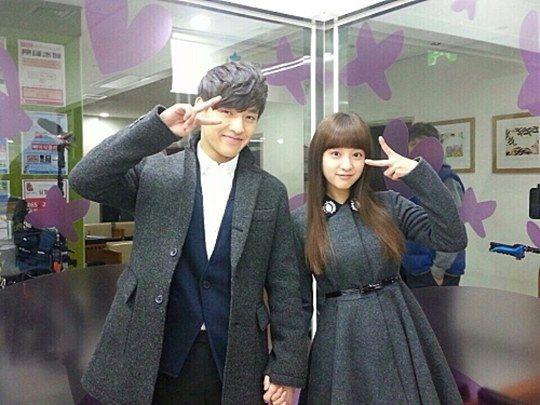 "The Heirs"" Kang Ha Neul and Kim Ji Won Holding Hands | Why I love"