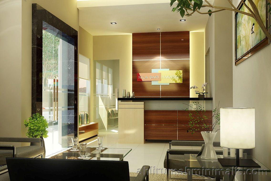 Contoh Design Interior Rumah Minimalis Interior, Desain