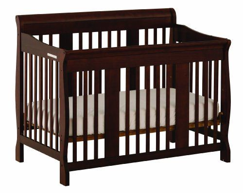 Stork Craft Tuscany 4-in-1 Stages Crib Espresso: http://www.amazon ...
