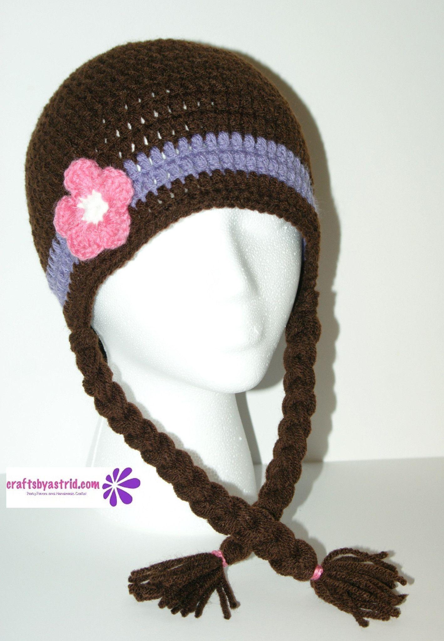 Doc McStuffins Crochet Hat | Doc McStuffins, Productos y Sombreros ...