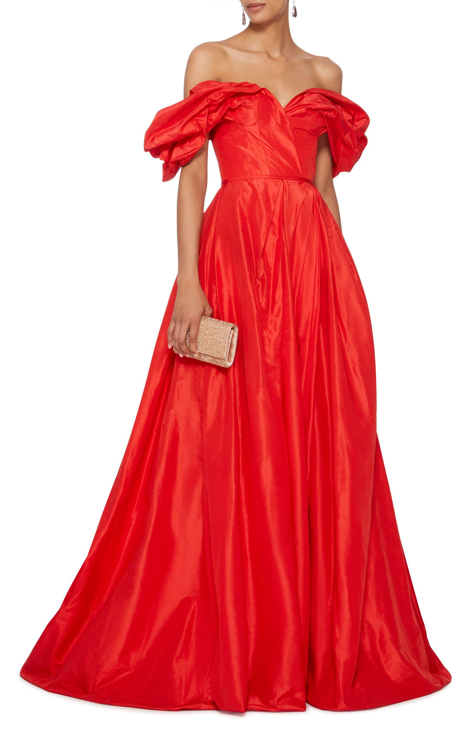 Click Product To Zoom Evening Gowns Silk Gown Gowns