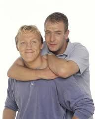 The Lads Robson Amp Jerome Jerome Flynn Green Blood