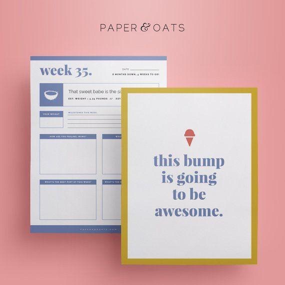 Pregnancy Journal, Pregnancy Countdown, Pregnancy Tracker, Pregnancy