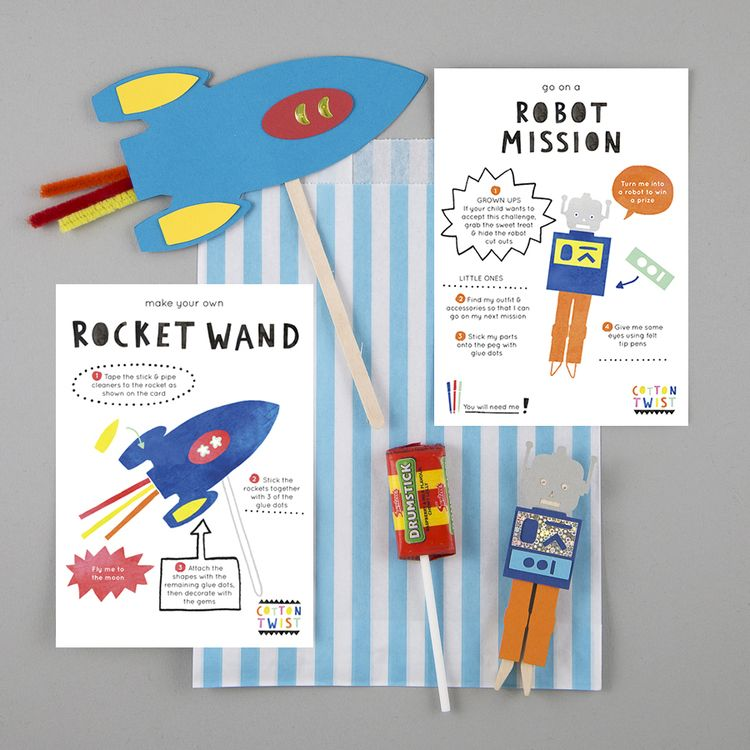 431 Personalised Rocket Space Birthday Thank You Stickers Party bag Sweets Cake