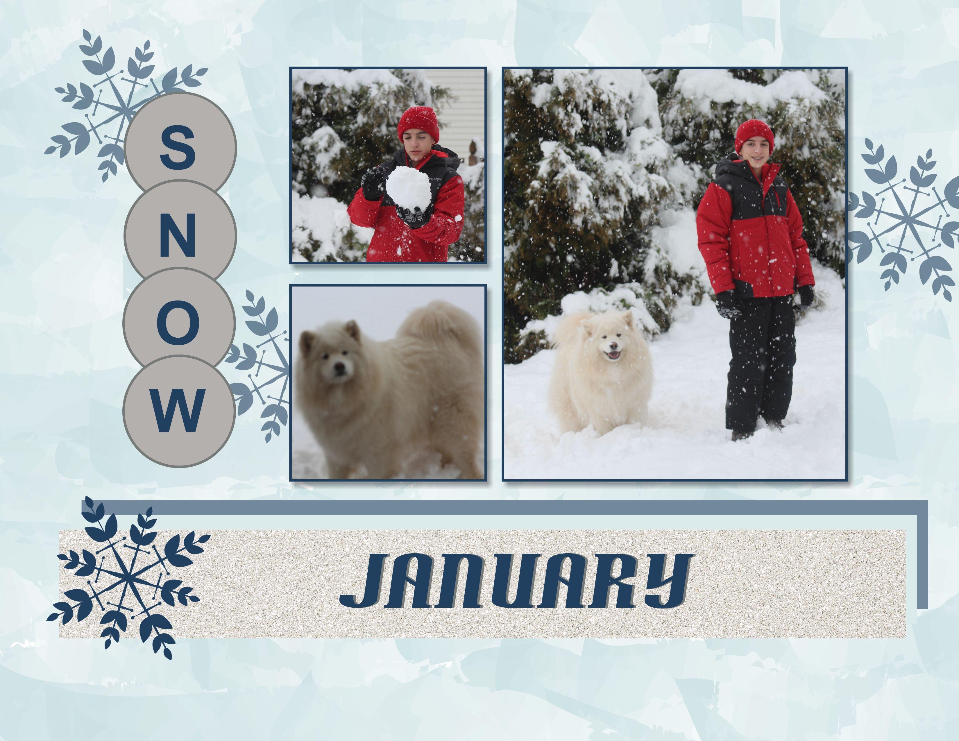 January 2015 Calendar Page created by Kelly DeTommaso. http://kellyscreativecorner.com/2014/12/05/my-2015-calendar/   #stampinup #stampin' #up! #MDS #MyDigitalStudio #homemade calendars #digitalscrapbooking #scrapbooking