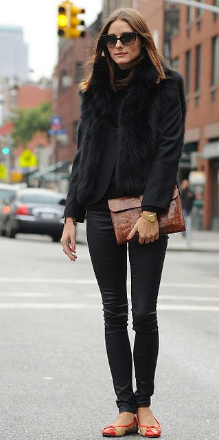 links to LOADS of olivia palermo street style pics