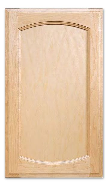 Kathryn Deluxe Style Cabinet Door Unfinished The Image Shown