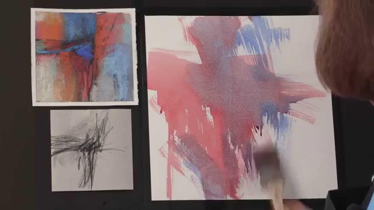 Composition Color Tips For Abstract Painting With Debora Stewart