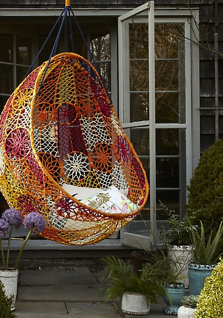 I Need A Hanging Chair! (Anthropologie)