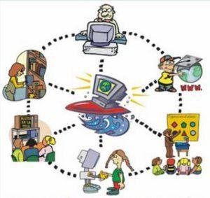 Ventajas Y Desventajas De La Tecnología En El ámbito Educativo Entornos Virtuales De Aprendizaje Tecnología Educativa Los Tics