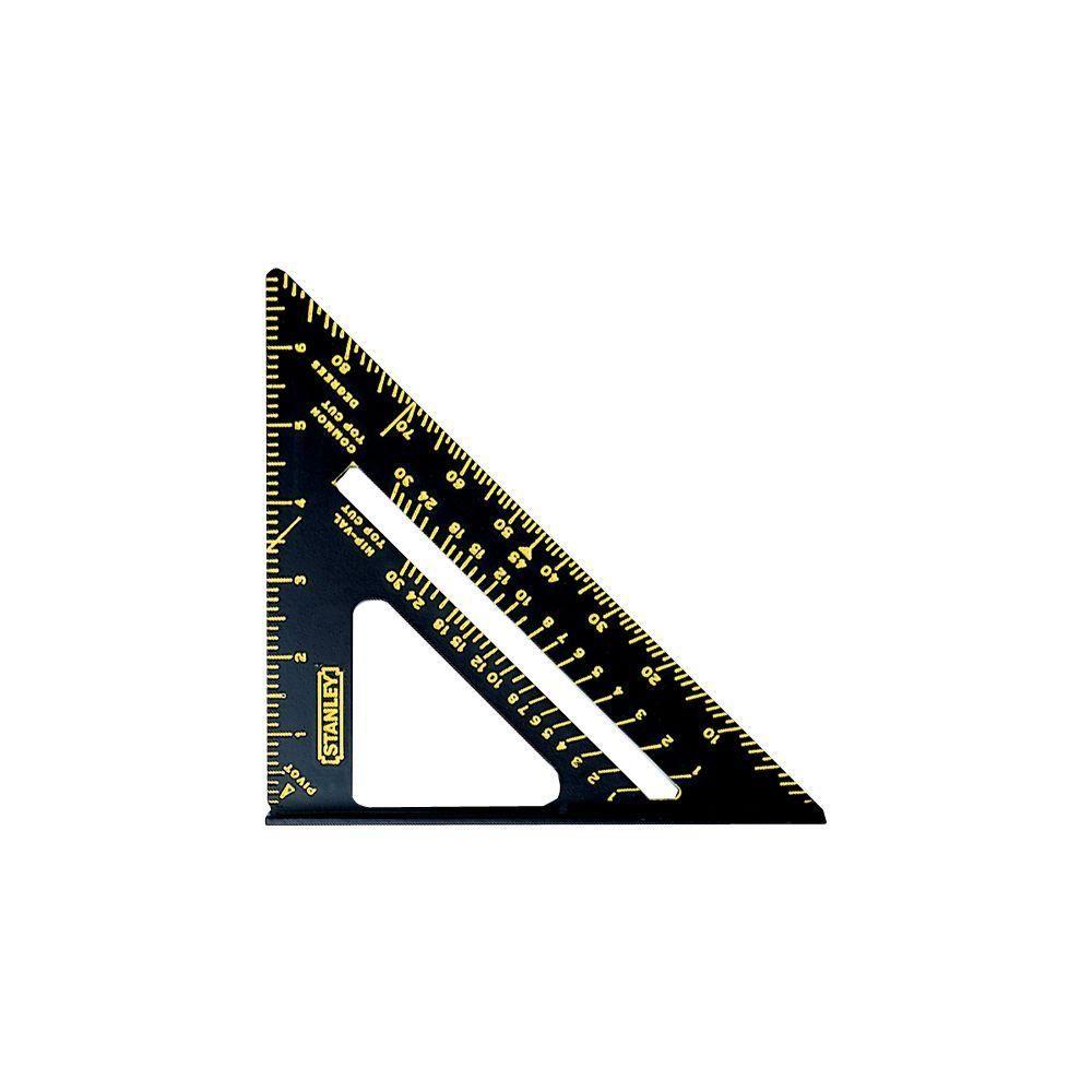 Stanley 7 In Premium Quick Square Layout Tool 46 071 Quick Square Square Tool Shop Layout