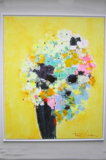Malerier Art Painting Acrylic Art Gallery Wall Modern Art Abstract