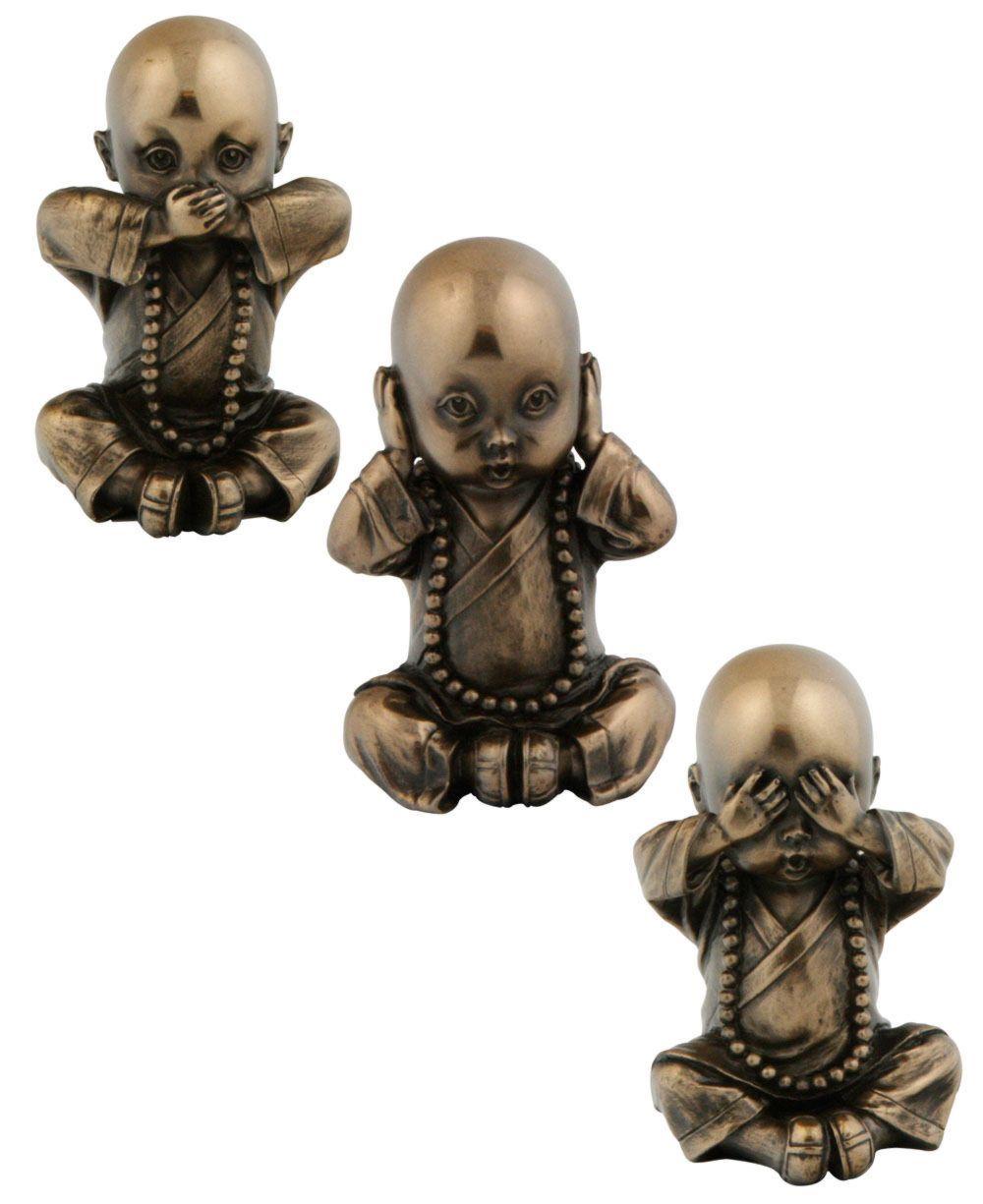 See No Evil Hear No Evil Speak No Evil See No Evil Speak No Evil Hear No Evil Baby Buddha Buddha Baby Buddha Statue