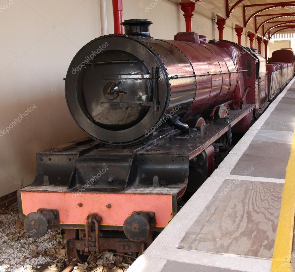 Steam Train Engine. Stock Photo , Aff, Train, Steam