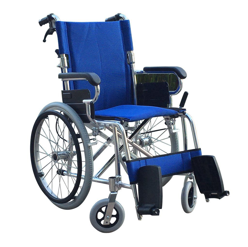 Falcon Aluminium Wheelchair Wheelchair, Car boot, Aluminium