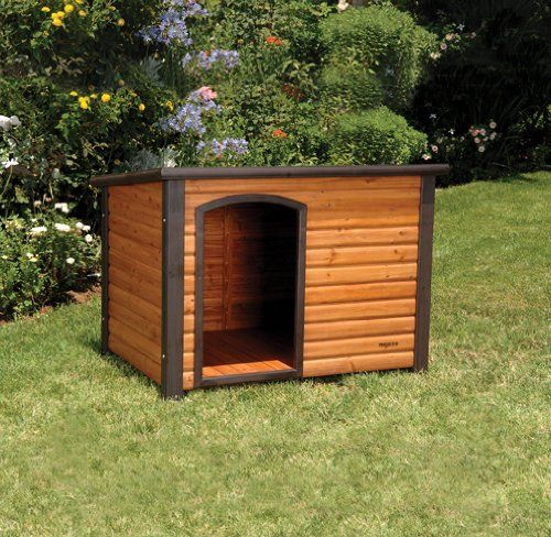 Precision Pet Extreme Outback Log Cabin M See This Awesome
