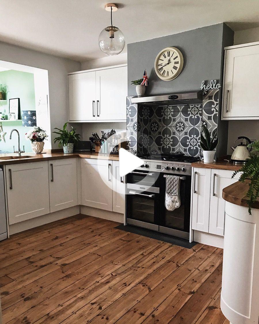 Que Veut Dire My Way : Kitchen, Renovation, Kitchens,, Rustic, Kitchen,, Backsplash