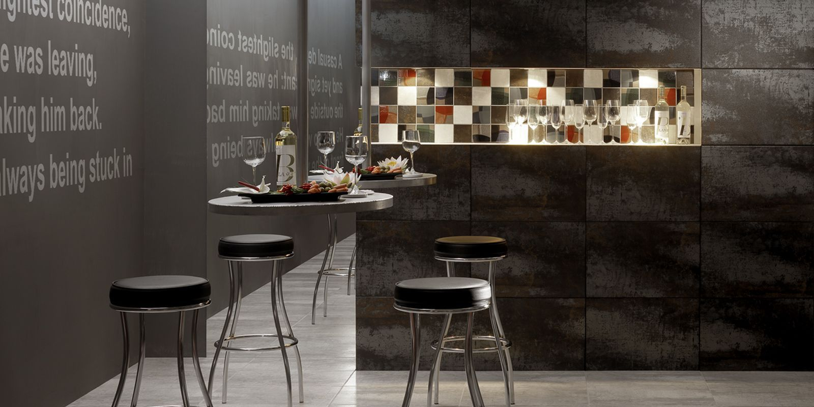 Imola Antares Point P Credence Cuisine Cuisines Design Cuisine Carreaux De Ciment