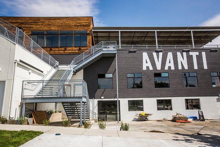 Avanti food beverage opens monday ushering in the