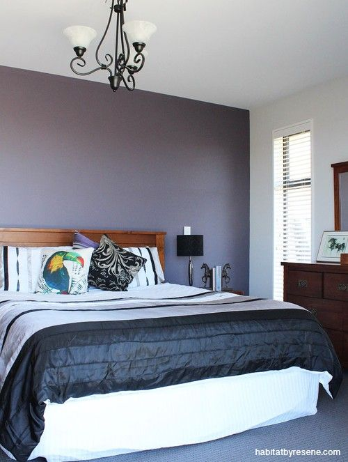 Selina And Earl Find Inspiration Close To Home Feature Wall