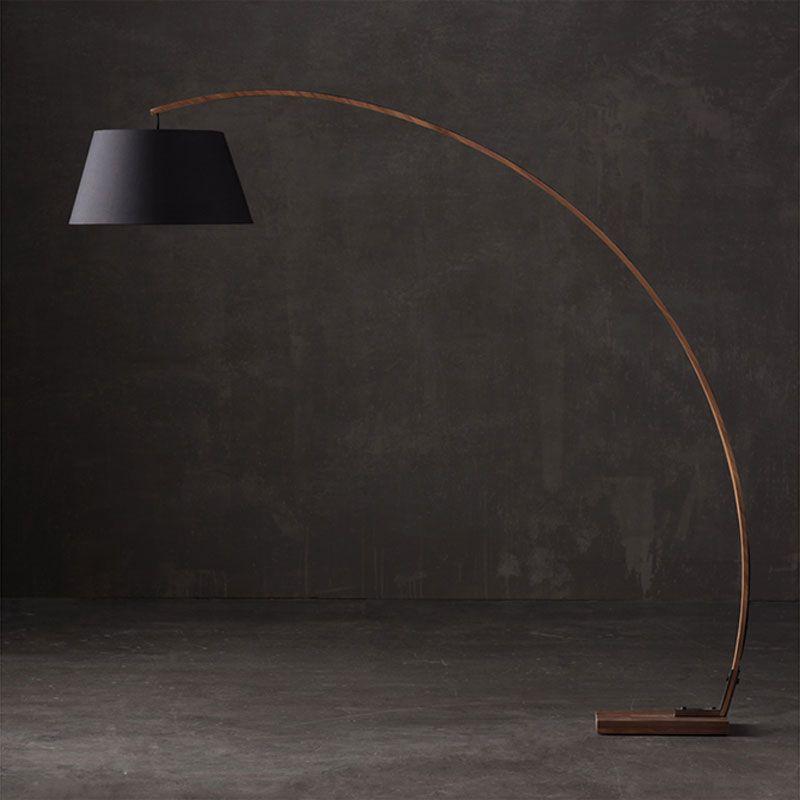 Annette Floor Lamp Has A Sleek Design