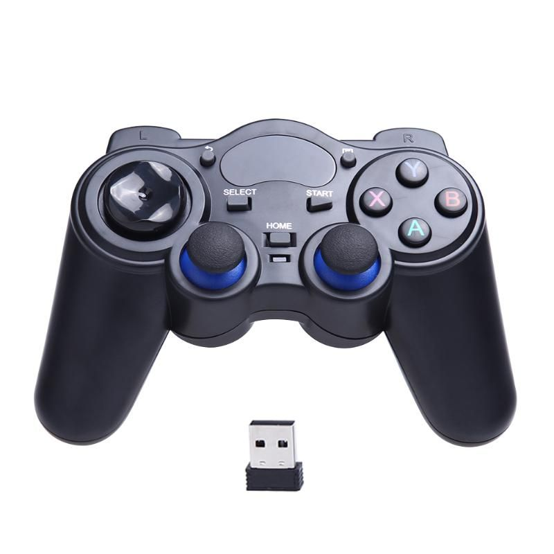 Wireless Game Gamepad Joystick For Android TV Box Tablets