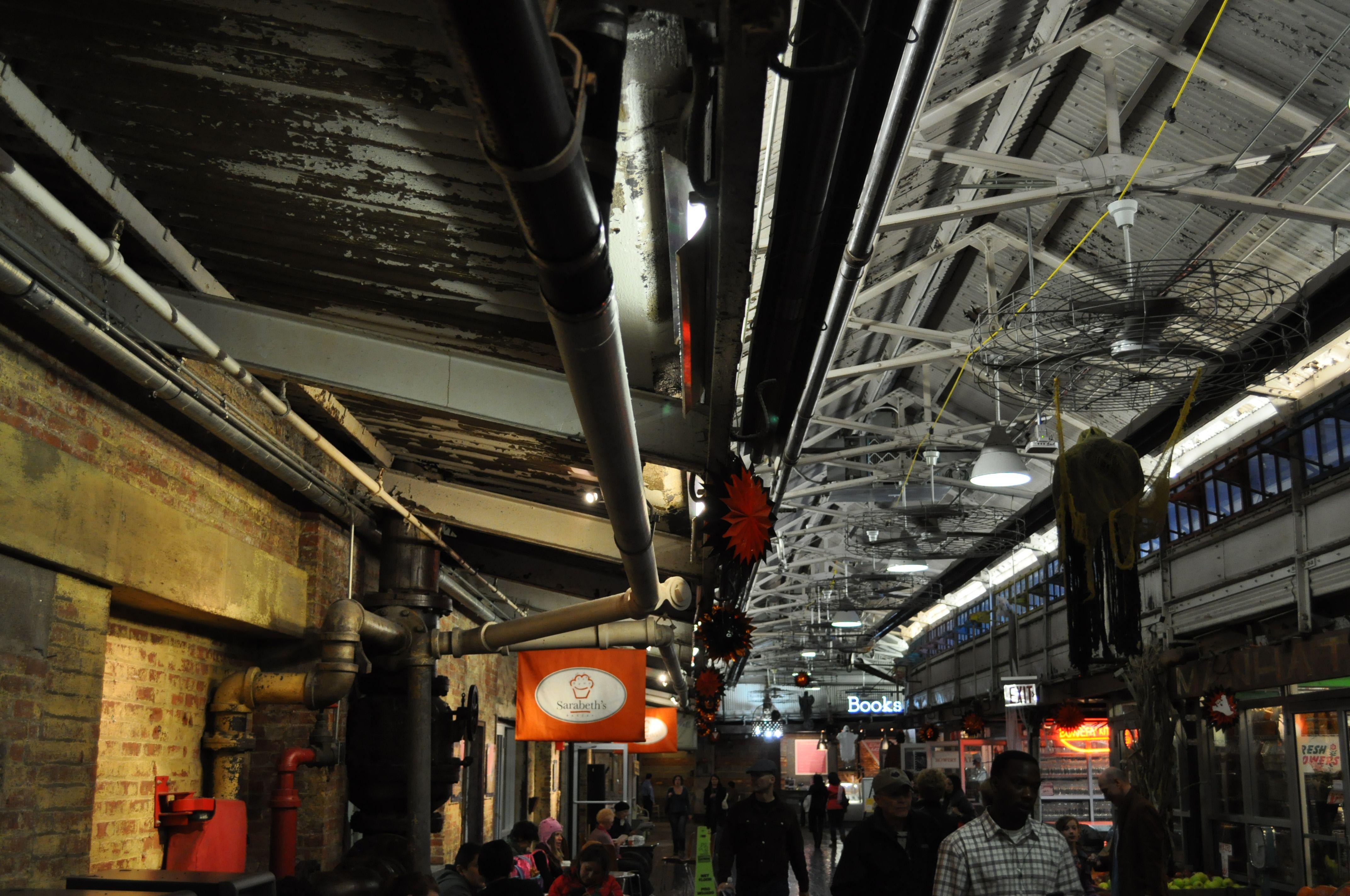 Chelsea Market - Architectural Hardware