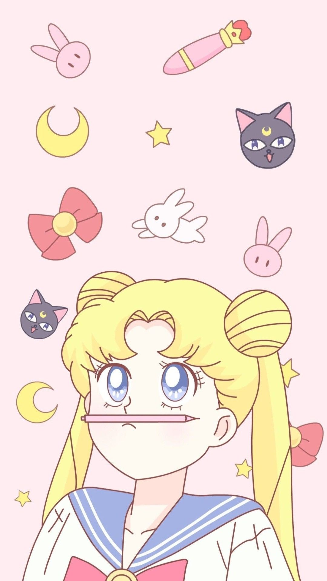 Sailor Moon Wallpaper Sailor Moon Wallpaper Sailor Moon Aesthetic Sailor Moon Crystal