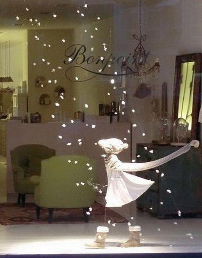 ideas decoracion escaparates navidad Ideas Para Escaparates Navideos Escaparate Navideo