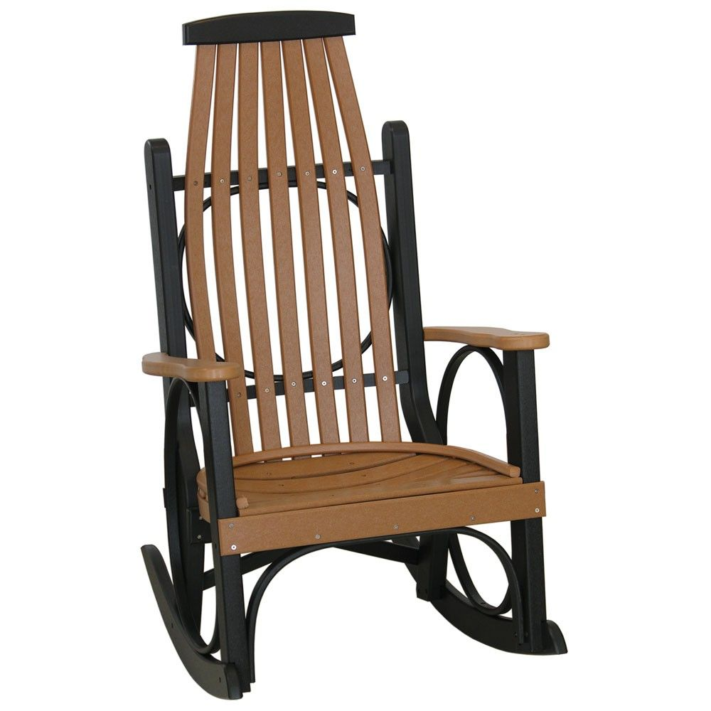 Cedar Folding Chairs moreover Polywood Rocker further Colonial Road Furniture Curved Back Swivel Glider Chair in addition Outdoor Wooden Rocking Chair Kits additionally Rocking Chairs On Porch. on amish outdoor contoured rocking chair