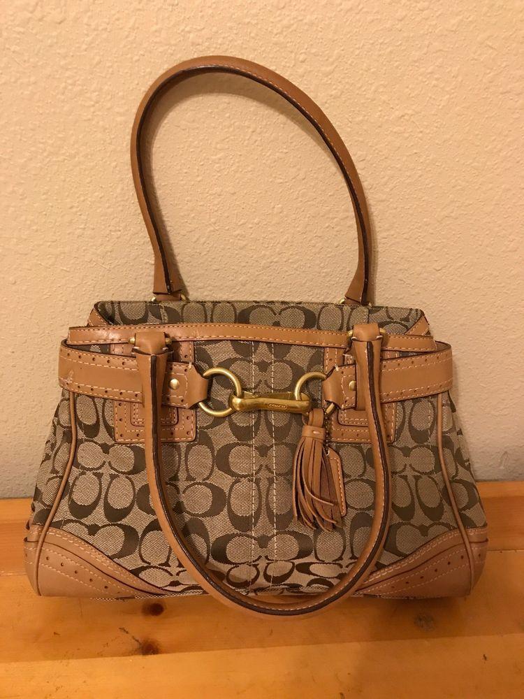 d55a7e2164 coach handbags used  fashion  clothing  shoes  accessories   womensbagshandbags (ebay link