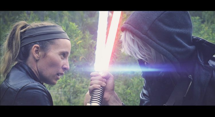 Dark Jedi Revan's Apprentice Fan Film Film, London
