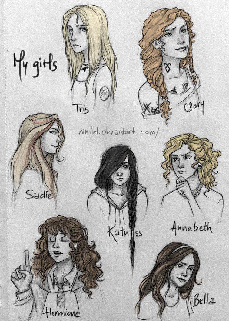 Minhas garotas by Ninitel