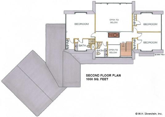 The Ascutney 5719 Floor Plan
