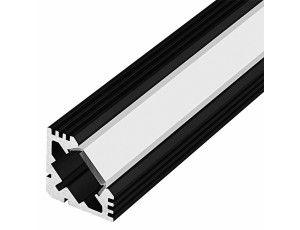 45 Alu Led Strip Channel Corner Led Strip Lighting Strip Lighting Led