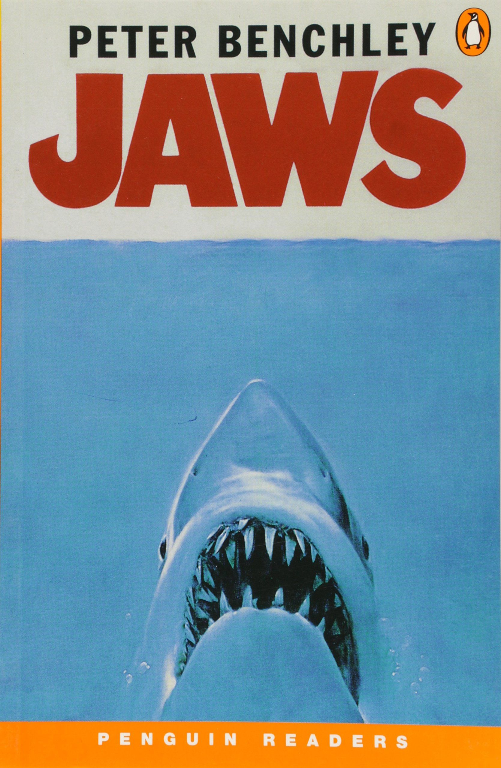 Penguin Readers Level 4 Jaws By Peter Benchley Trong