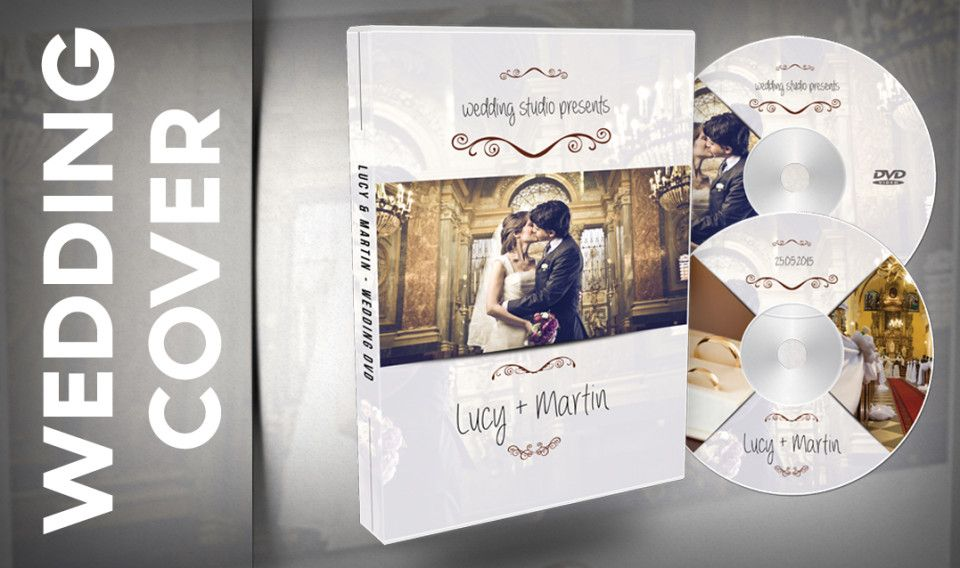 40 Awesome Wedding Dvd Cover Images